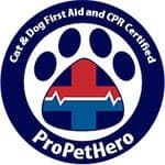 Cat and Dog First Aid and CPR Certified
